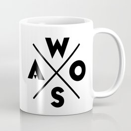 WOSA - World of Street Art Coffee Mug