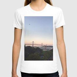 Sanfranpsycho pt1 T-shirt