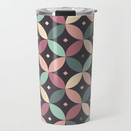pattern - june/20 Travel Mug