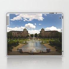Mannheim Augustaanlage Laptop & iPad Skin