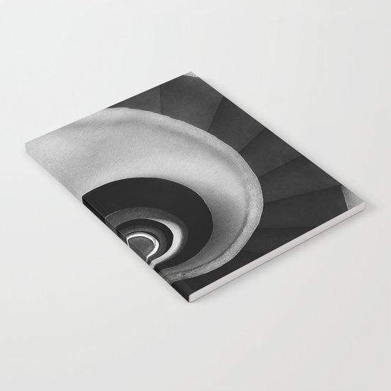 Minimal B&W IV Notebook