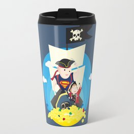 Sloth love Chunk! Travel Mug