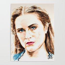 Dolores Abernathy Poster