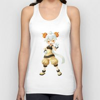 pumpkin Tank Tops featuring Pumpkin by Freeminds