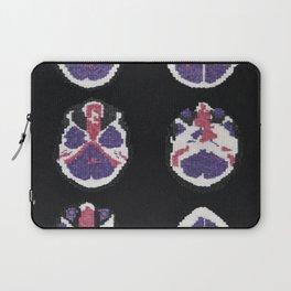 Windows No. 5 - Portrait Of Dementia Laptop Sleeve