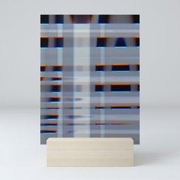 filmtest-lightglitch-3 Mini Art Print