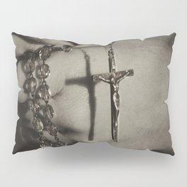 The Crucifix Pillow Sham