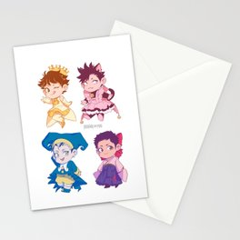 CCS captains Stationery Cards