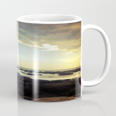 Sunset Over the Water Mug