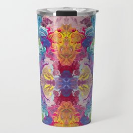 Aurora Swirls Travel Mug