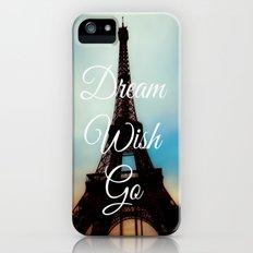 Dream Wish Go iPhone (5, 5s) Slim Case