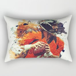 Peyton Manning Rectangular Pillow