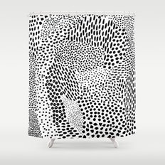 Graphic 80 Shower Curtain
