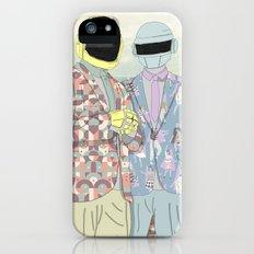 Daft Punk. Slim Case iPhone (5, 5s)