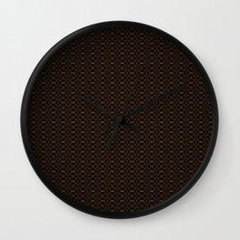 Pattern 3021 Wall Clock