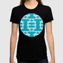 Mix Lines Pattern T-shirt