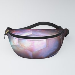 Cigar Galaxy Star Burst Fanny Pack
