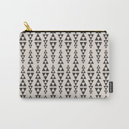 Triangles by PIEL Carry-All Pouch