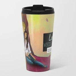 Love me while I'm gone I Travel Mug