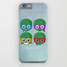 Cowabunga Time Slim Case iPhone 6s