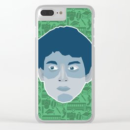 Casey - The Faculty Clear iPhone Case