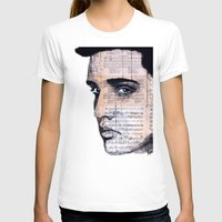 elvis T-shirts featuring Elvis by Krzyzanowski Art