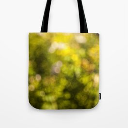 Beautiful bokeh Tote Bag