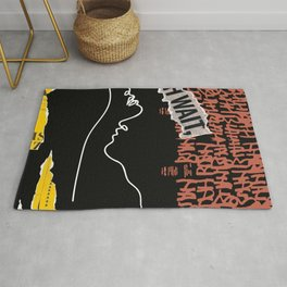Ticket to Happiness Rug