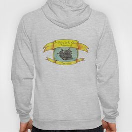 The Society for the Ethical Treatment of Typewriters Hoody