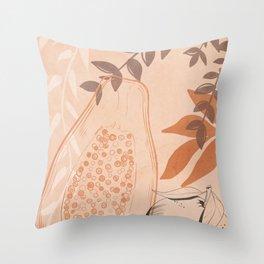 Fruit Design 1 Throw Pillow