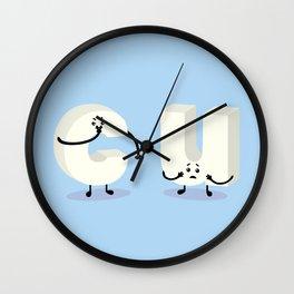 ICU Wall Clock
