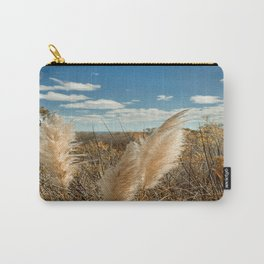 Autumn Sea Oats Carry-All Pouch