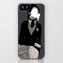Picture of Dorian Gray - oscar wilde iPhone Case