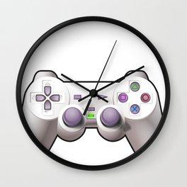 Game controller,joystick tshirt.Playstation Wall Clock