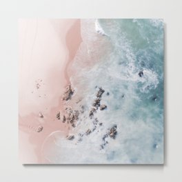 sea bliss Metal Print