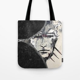 """My only dream is real"" A collaboration with Christelle Guilhen Tote Bag"