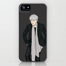 Zelo Angel iPhone Case
