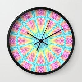 Ocean of Joy Wall Clock