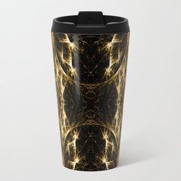 Golden Wings Travel Mug