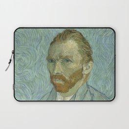 Vincent van Gogh - Self Portrait Laptop Sleeve