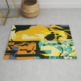 About Black 8 Rug