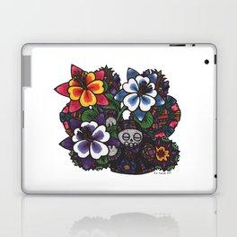 Fear & Trembling (Botanical Bliss) Laptop & iPad Skin