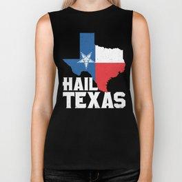 Hail Texas Biker Tank