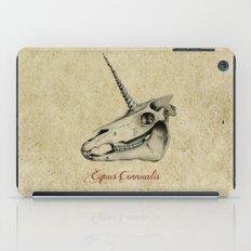 Equus Cornualis iPad Case