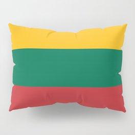 Flag of Lithuania Pillow Sham
