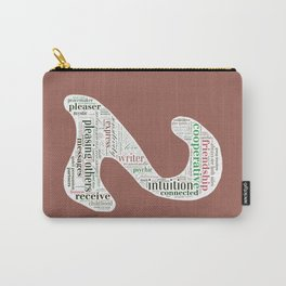 Life Path 2 (color background) Carry-All Pouch