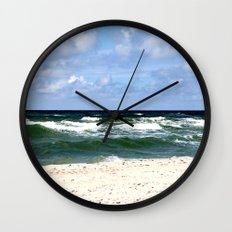 sea calling Wall Clock