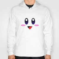 kirby Hoodies featuring Kirby by UMe Images