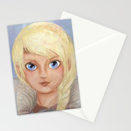 Astrid - HTTYD 2  Stationery Cards