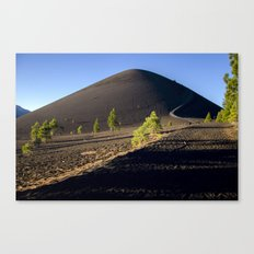Lassen Volcanic National Park - Cinder Cone Volcano Canvas Print